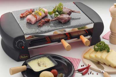 elektryczny grill raclette suisse z kamienn p yt ttm raclette grill elektryczny raclette. Black Bedroom Furniture Sets. Home Design Ideas