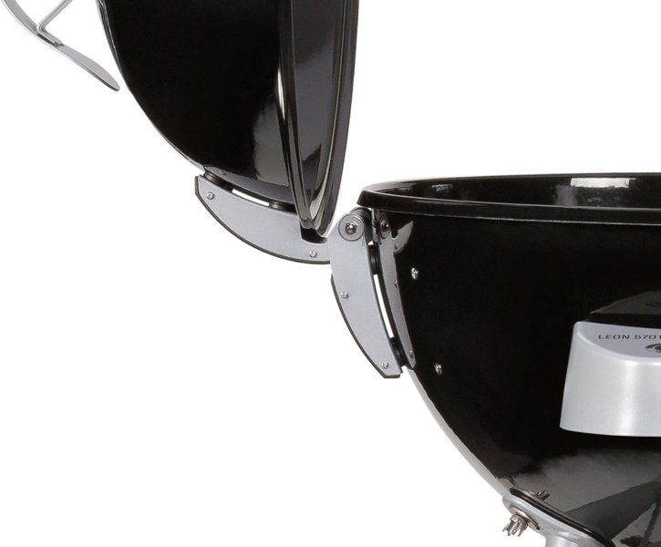 leon 570 g black outdoorchef sklep internetowy akcesoria kuchenne gotowanie przy stole. Black Bedroom Furniture Sets. Home Design Ideas