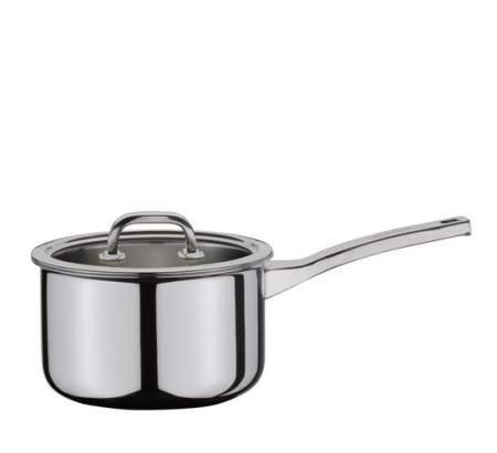 Saucepan with lid 18 cm - Finesse -  Spring