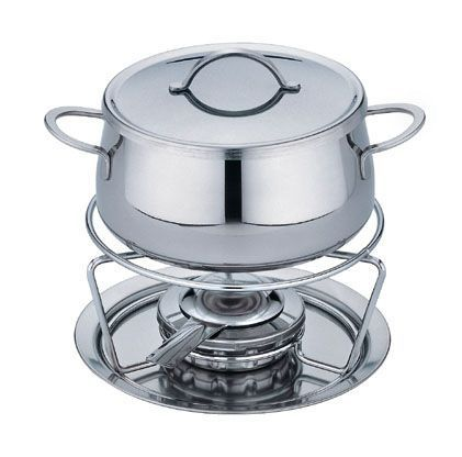 fondue set SWISS ECO - SPRING